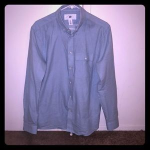 H&M Button-Down Casual